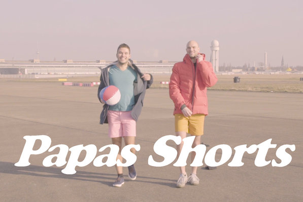 Papas shorts